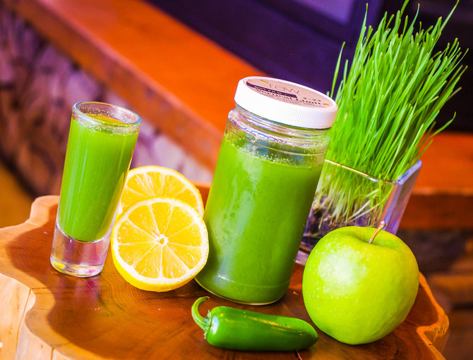 NW RAW:  We Tried a 60 Day Juice Cleanse.  Here's What Happened.