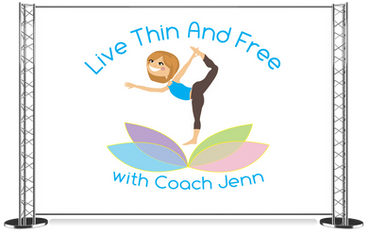 Logo design image for Live Thin and Free