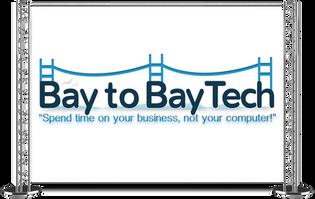 Logo design image for Bay to BayTech