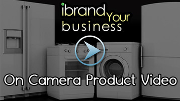 On Camera Product Video