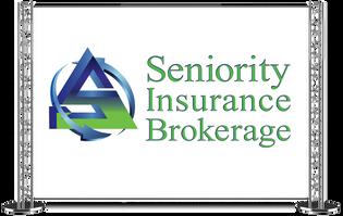 Logo design image for Seniority Insurance Brokerage