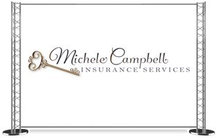 Logo design image for Michele Campbell Insurance Services