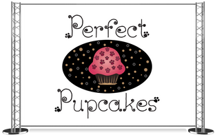 Logo Design for Perfect Pupcakes