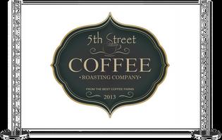 Logo Design for Coffee Shop