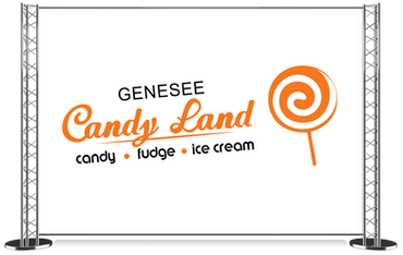 Logo Re-Design for Candy Land