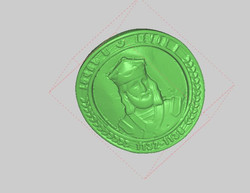 coin 3d scanning