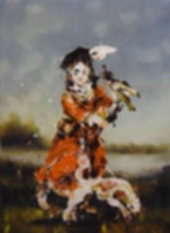 Portrait of Michiel Pompe van Slingeland