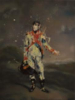 Portrait of Lodewijk Napoleon Bonaparte.