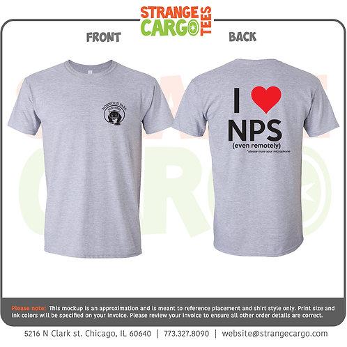 REMOTE I heart NPS