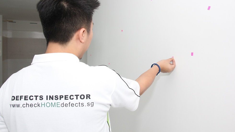 Advance Inspection - Carpentry & joinery
