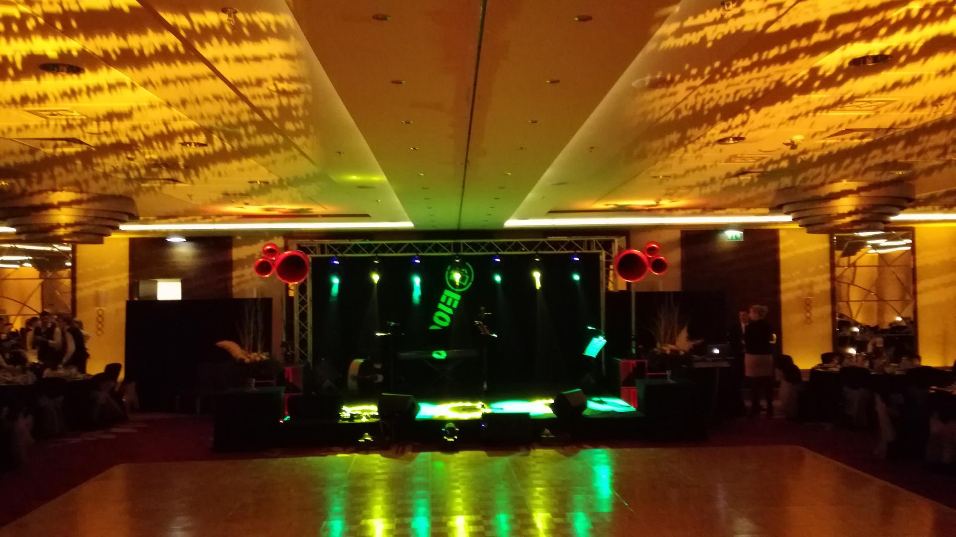 Hotel Marriott dla LFX Agency