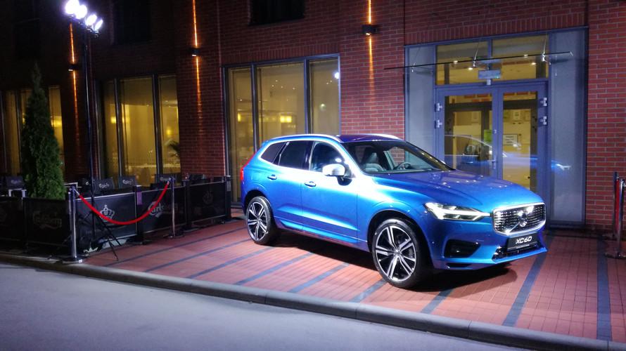 Prezentacja Nowego Volvo XC60