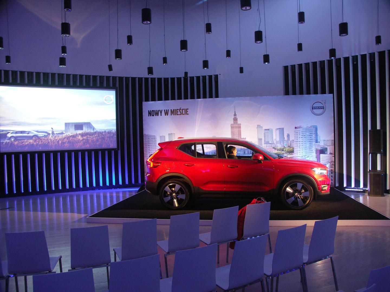 Prezentacja Nowego Volvo XC40