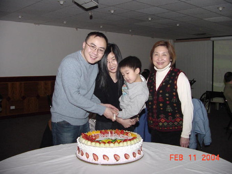 2004 February Birthdays