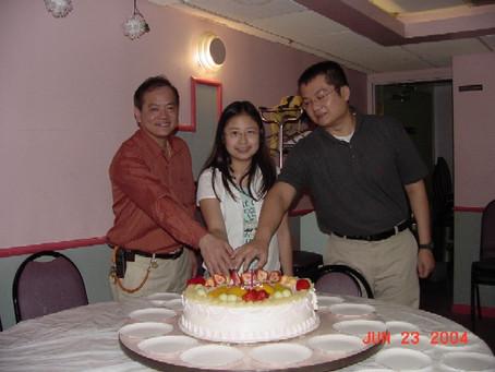 2004 June Birthdays