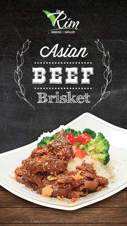 Asian Beef Brisket