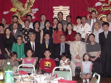 2003 Consul Liu Farewell Party