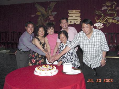 2003 July Birthdays