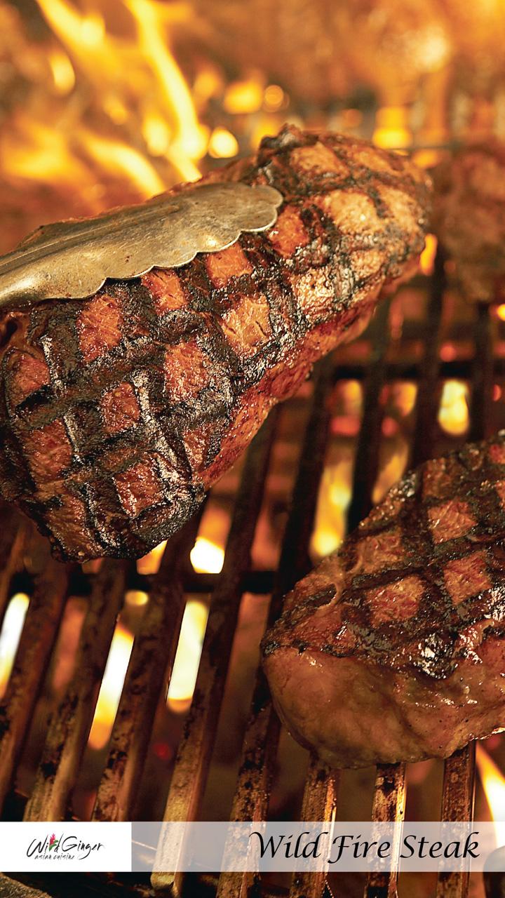 Wild Fire Steak