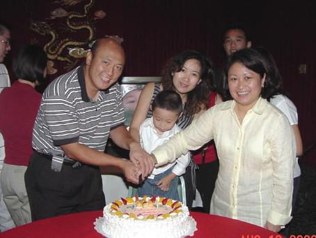 2003 August Birthdays