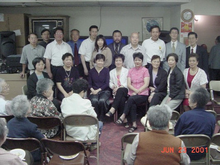2001 Chinatown Elderly Apartment Visit