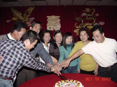 2003 October Birthdays