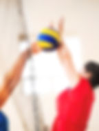 volley-ball Les joueurs