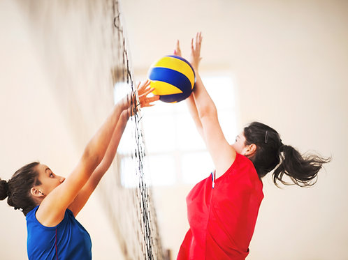 Volleyball Strength Only Program (4 Weeks, 3x per week)