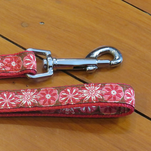 DOGUE Ribbon Flower Lead