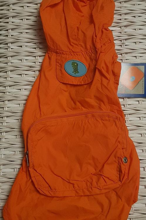 Dino Dog Stowaway Jacket