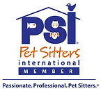 The Pet Nannies Ltd are members of Pet Sitters International