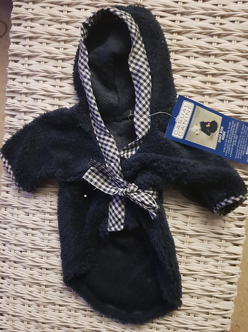 Dino Dog Robe