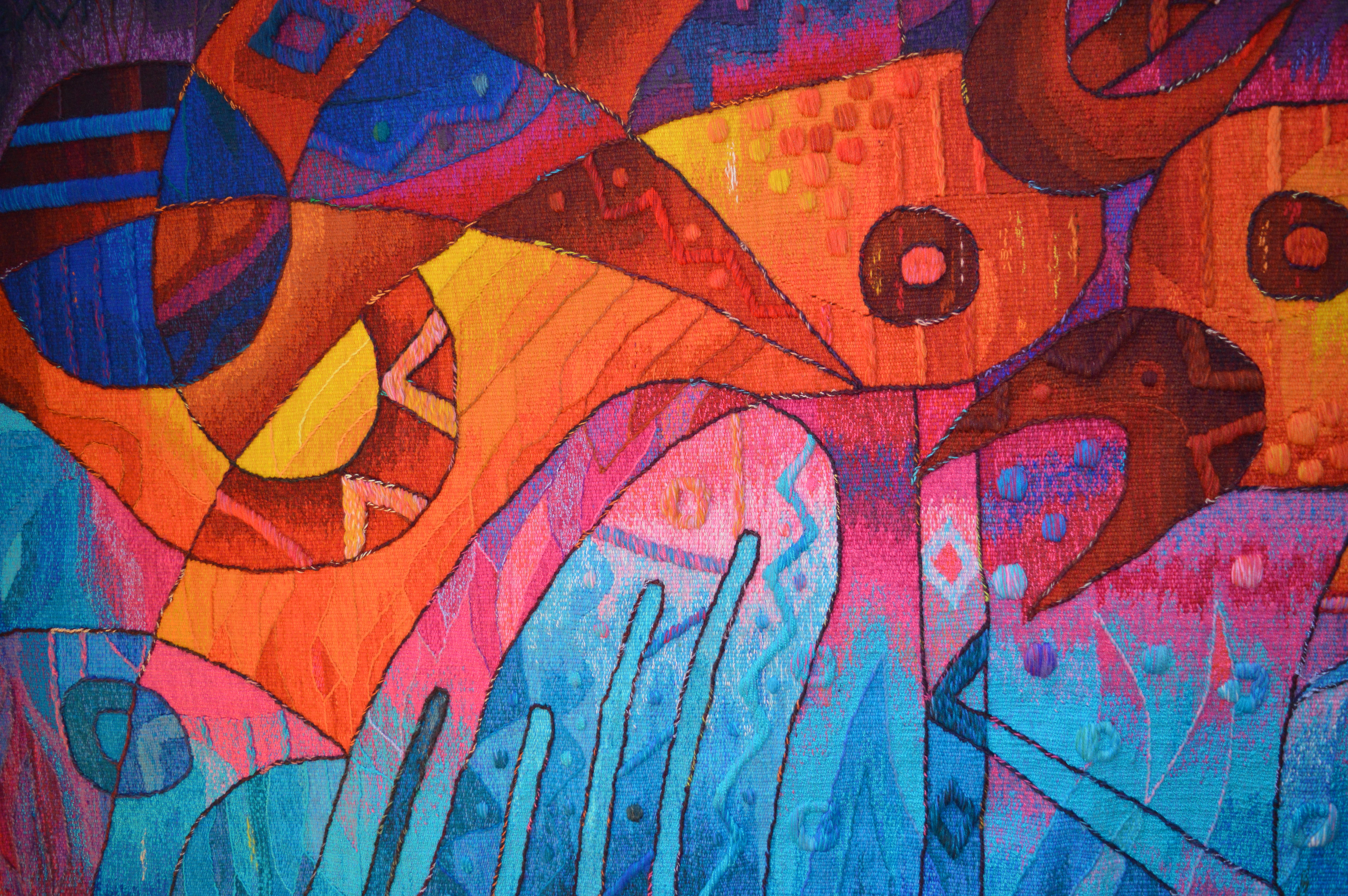 Maximo Laura Tapestry