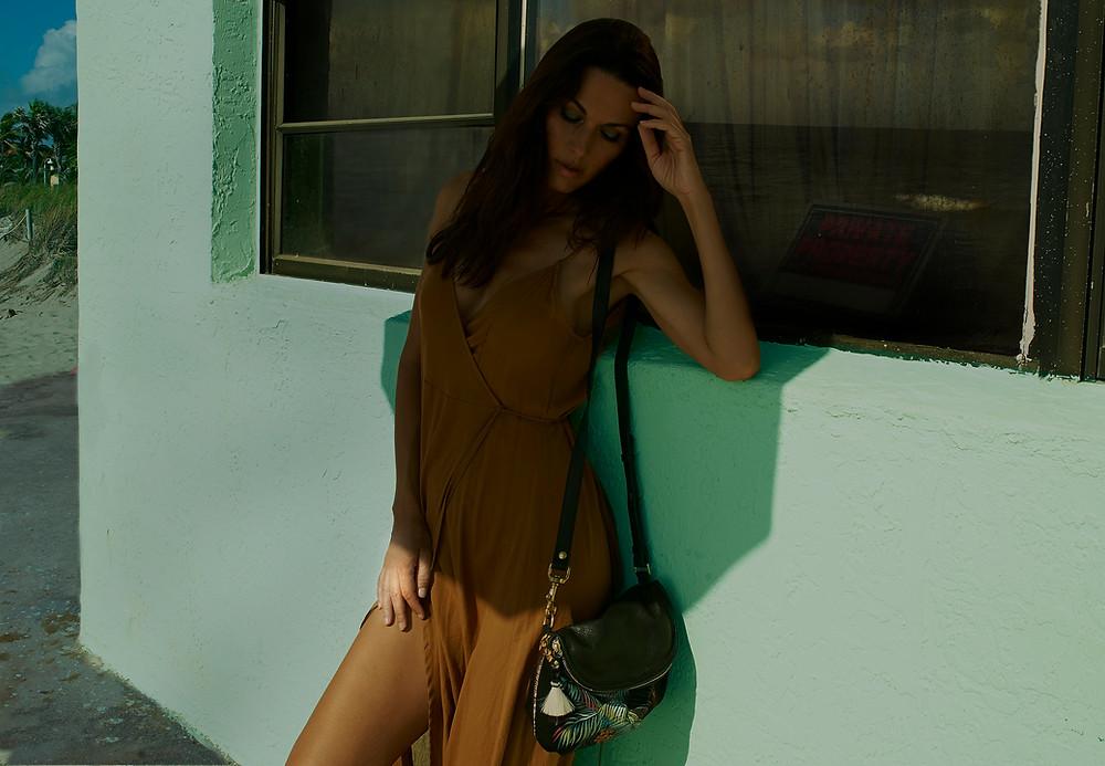 Fashion shoot for designer Kempton&Co.
