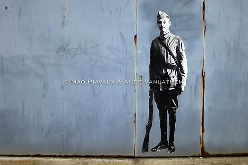 Photo sur aluminium 60 x 40 cm