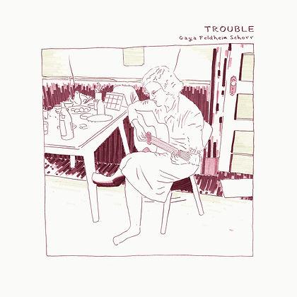Trouble - Album Cover