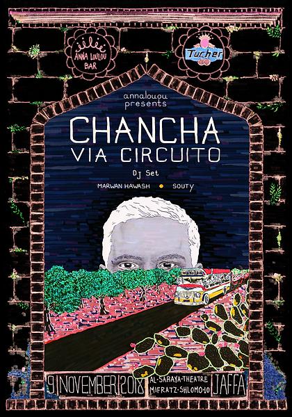 Chancha Via Circuito - Event Poster