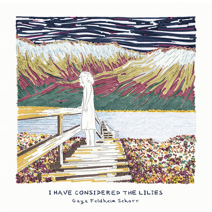 I Have Considered the Lilies - Album Cover