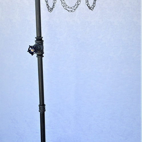 Industrial Floor Lamp 14SUF24X72P25