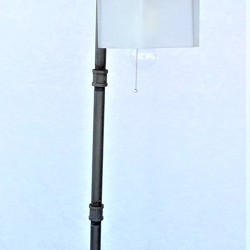 Antique Ice Hook Floor Lamp 15SOF24X75
