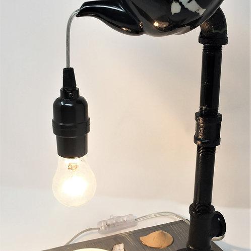 Asian Inspired Teapot Lamp
