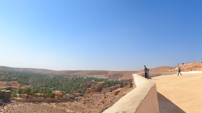 A Tour of Ouargala and the Ancient City