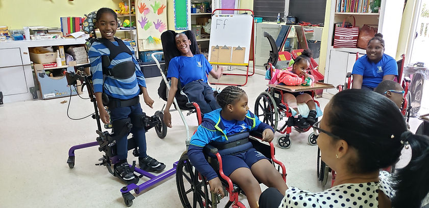 Young Disabled Children