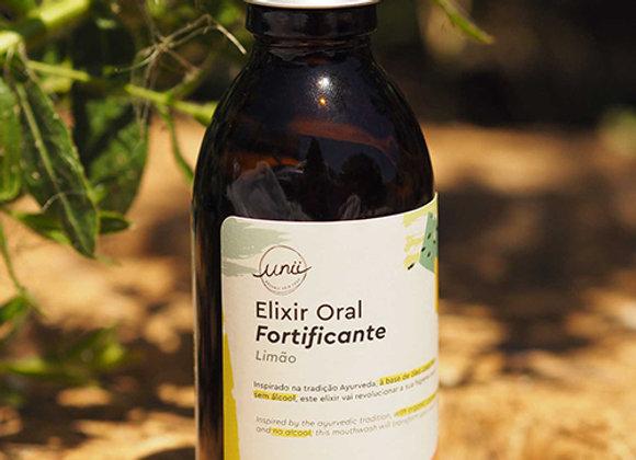 Elixir Oral Fortificante Limão 150ML