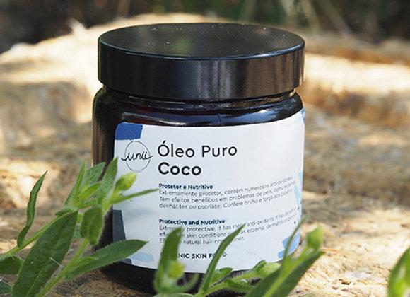 Óleo de Coco Bio 120ML