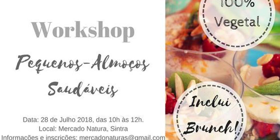 Workshop Pequenos Almoços Saudáveis