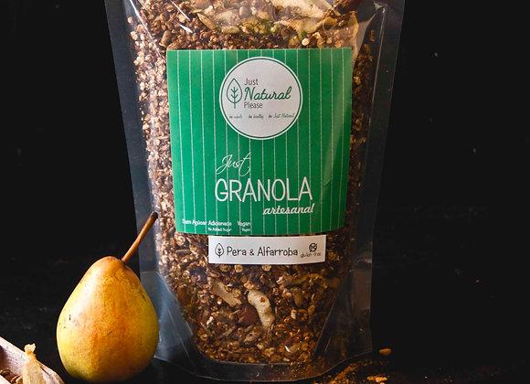 Granola Pera & Alfarroba