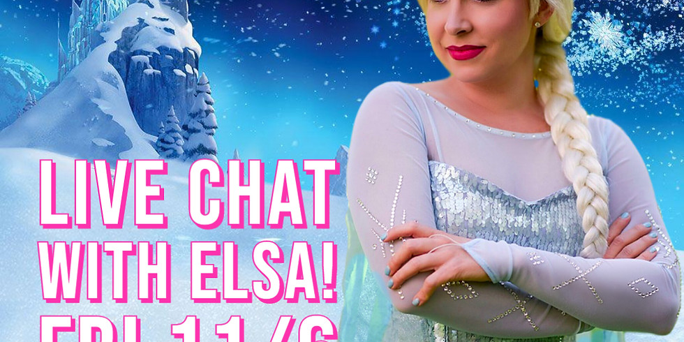 Chat with Elsa!