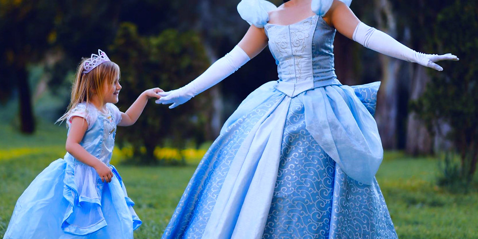 Bedtime Story with Cinderella!