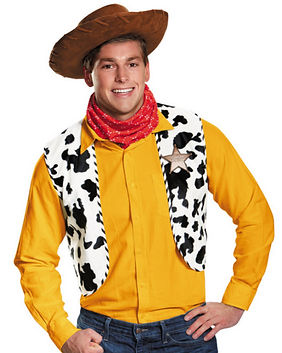 Woody Toy Cowboy party character performer for Toy Story birthday party